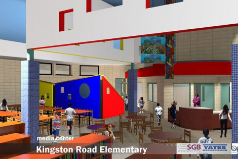 1.1 Kingston Elementary School – Complete