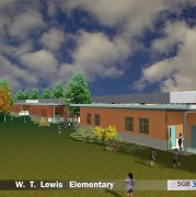 1.3 W.T. Lewis Elementary Wings – Complete
