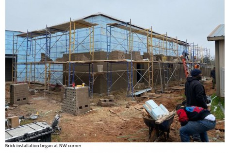 5.2 Cope Middle School-Wing Under Construction