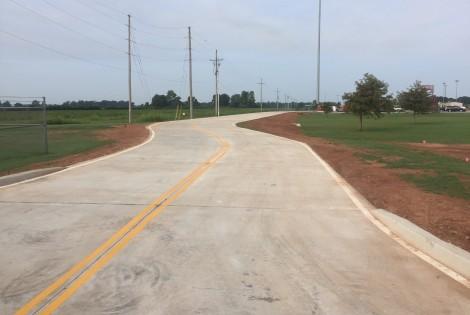 5.1 Parkway High School Restrooms & Site Improvements-Complete
