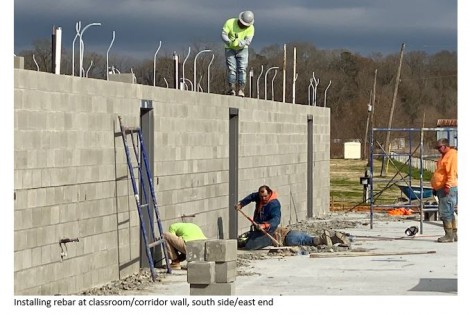 4.6b Benton Intermediate School – Wing Under Construction